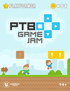 PTBO Game Jam Starter - Unreal Engine